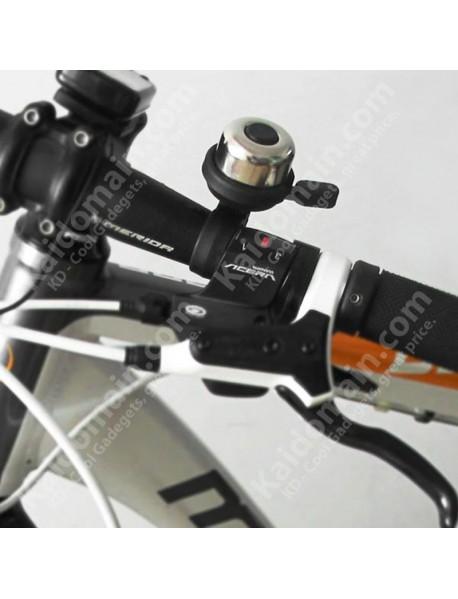 KBH01 Mini Bike Bell - Silver