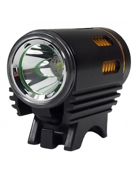 New Cree XM-L2 U2 LED 4+2-Mode 1100 Lumens Bike Light