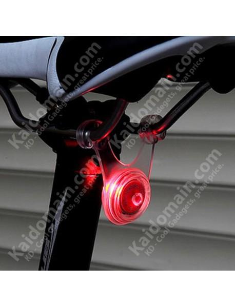 KJY-606 LED Light 3-Mode Bike Rear Tail Light (1 pc)