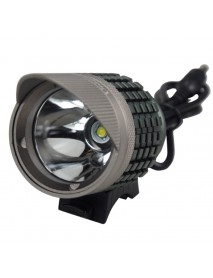 UF UF-HD005-1 Cree XM-L T6 LED 3-Mode Bicycle Light with Battery set, Charger and Gift Box