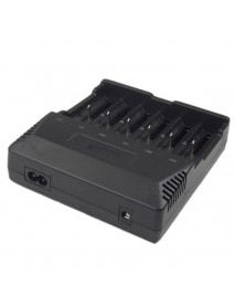 TrustFire TR-012 Intelligent Universal Battery Charger with 6-Slot