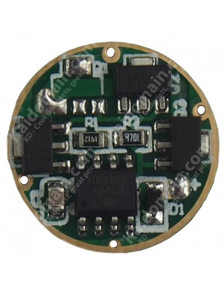 7135 Regulated 1A 17mm Circit (16 modes in 3 group)