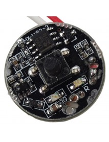 8.4V 3-Mode Circuit Driver for 1 x Cree XM-L Bike Light