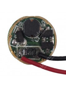 Nanjg 102 0.9V - 1.5V 550mA 1-Mode Boost Driver Circuit Board