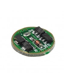 Nanjg 111 AMC7135 17mm 3.0V - 4.5V 1-Mode LED Driver Circuit Board (1 pc)
