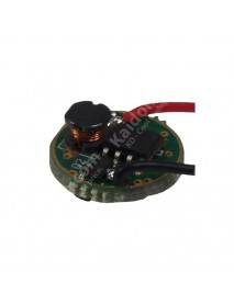 13.2mm 0.9V - 1.5V 5-Mode Boost Driver Circuit Board