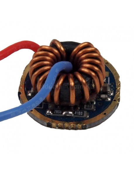 FX6 22mm 6V - 8.4V 5A 2 Groups of 4 to 6-Mode Driver Circuit Board for XHP70 (1 pc)