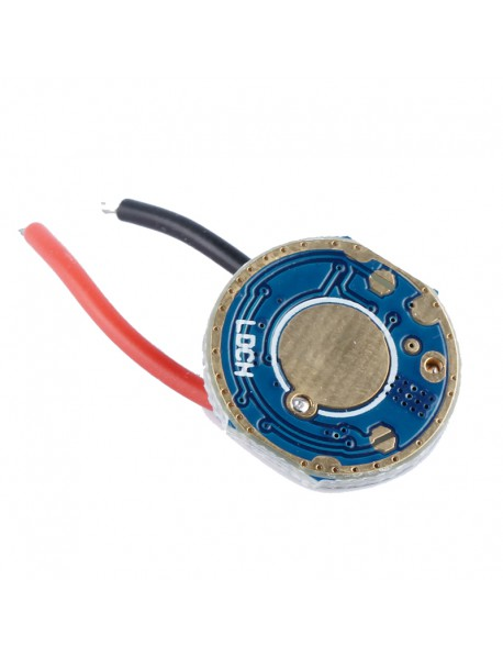New LD-25 17mm 3.0V - 4.5V 3A 4-Mode Driver Circuit Board ( 1 pc )