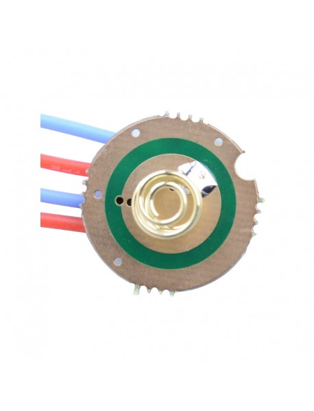 KZ-3015 20mm Double Output 1000mA 2.7V - 4.5V 1-cell 2-Mode Driver Board (1 pc)