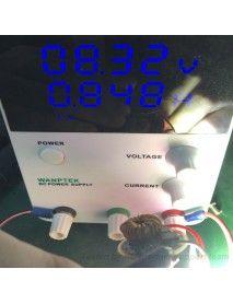 HX 26mm 5V-8.4V 2 Cells 2A 5-Mode Flashlight Driver Board for 3 x Cree XM-L LEDs (1 PC)