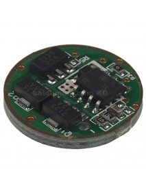 Li-ion 1050mAh 7135 LED Regulated circuit (3 modes)