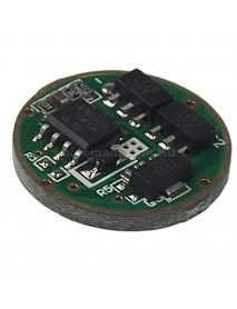 Two-Light-Level 2.6V-6V 1A Regulated 17mm Driver(5 pcs)