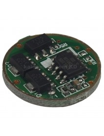 17mm(D) x 1.6mm(T) MC-U 3.7V~4.2V 1100mAh with Memory 5-mode LED Circuit Board