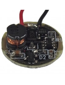 18V 5W Cree Circuit Board for Flashlights (16.8mm*5.5mm)