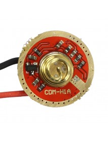H1-A 20mm 3000mA 1-cell Boost Driver Board for Cree XHP50 6V / MT-G2 / MK-R2 (1 pc)