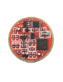 P8000 22mm 3V-4.5V 1-cell 8A 4 Group of Modes Flashlight Driver Board (1 PC)