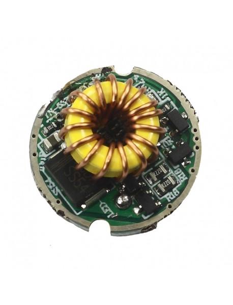 22mm 1000mA 6V - 14V 2-3-Cells Flashlight Driver Board (1 PC)