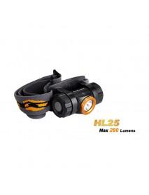 Fenix HL25 Cree XP-G2 R5 280 Lumens 4-Mode LED Flashlight ( 3*AAA ) - Cadet Grey