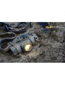 Fenix HL23 Cree XP-G2 R5 150 Lumens 3-Mode LED Flashlight ( 1*AA )
