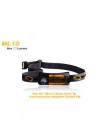 Fenix HL10 Cree XP-E 70 Lumens 3-Mode LED Flashlight ( 1*AAA )