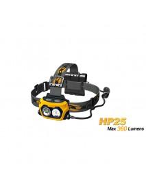 Fenix HP25 Cree XP-E R4 360 Lumens 4-Mode LED Flashlight ( 4*AA )