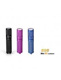 Fenix E05 Cree XP-E2 85 Lumens 3-Mode LED Flashlight ( 1*AAA )