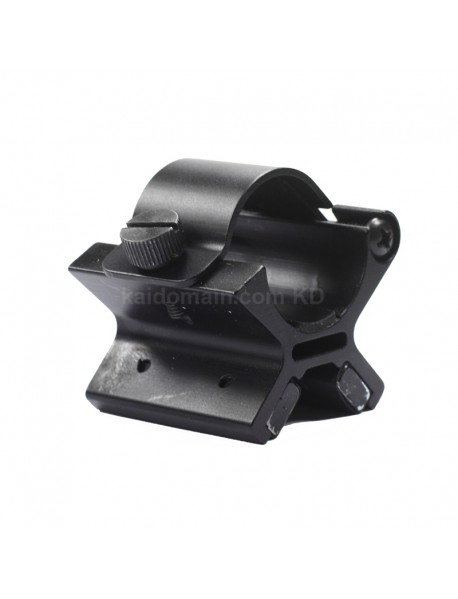 GM005 Aluminum Alloy Scope Barrel Mount 26.5mm - Black (1 pc)