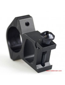 High and Wide Gun Mount