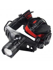 Cree Q5 3-Mode 150 Lumens Zoom Headlamp (3 x AAA) - Clearance