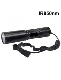 UF C3 IR850nm 1-Mode IR Flashlight - Black (1 x 14500 / 1 x AA)