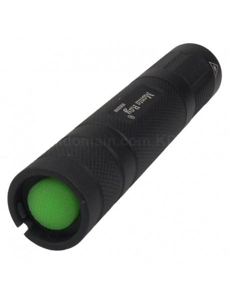 Manta Ray Osram IR850nm Infrared Red IR Flashlight - Black ( 1x18650 )