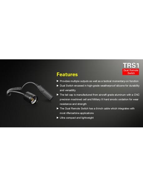 KLARUS TRS1 Multi-functional Dual Remote Switch Fits for XT11S XT11GT XT12GT XT30R XT12S XT2CR