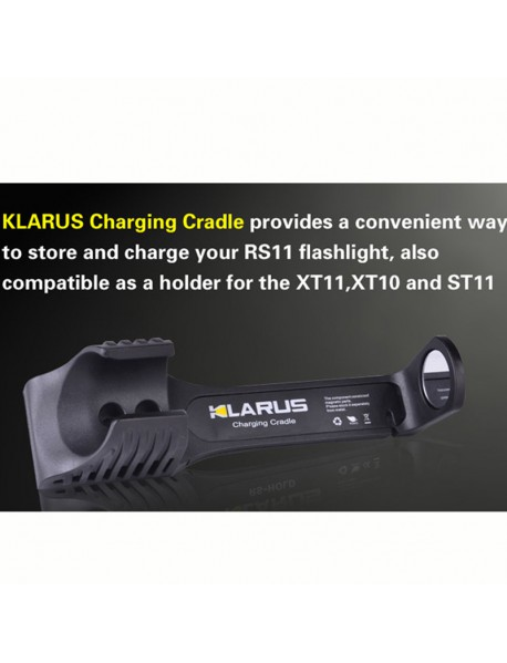 KLARUS RC11 Charging Cradle to Store And Charge RS11 / RS20