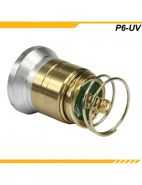 KDLITKER P6-UV 5W Seoul CUN66A1G UV365nm Drop-in Module