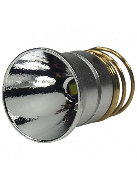 Cree XT-E R5 White 3.7V-4.2V 5-Mode OP LED Drop-in