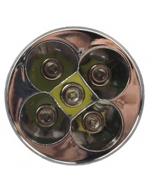 5 x Cree Q5 8.4V 5-Mode SMO LED Drop-in Module for WF-500 / TR-1200 (Dia. 53mm)