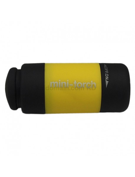 Mini Torch 25 Lumens USB Rechargeable LED Keychain