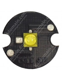 Cree XLamp XT-E R5 White Led Emitter with 16mm x 1.6mm Aluminium Base