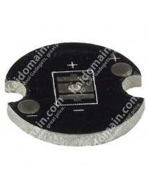 14mm Aluminum Base Plate for Cree XP-G XP-E XT-E (10 pcs)