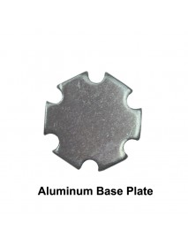 20mm(D) x 1.5mm(T) Aluminum Base Plate for 1W 3W LED (5 pcs)