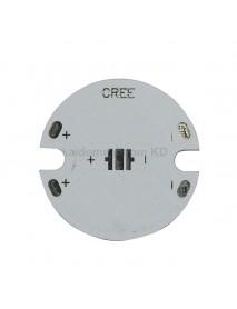 25mm (D) x 1.6mm (T) Aluminum Base Plate for 3535 LED (2 pcs)