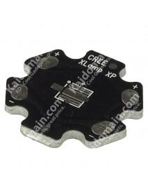 20mm Aluminum Base Plate Heatsink Board for Cree XP-E (5 pcs)