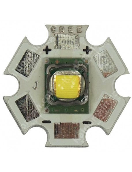 SST-50 WC Led Emitter with 20mm x 1.6mm Aluminium Base