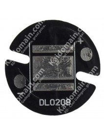 DL0208 22mm Aluminum Base Plate for SST 90 (5pcs)