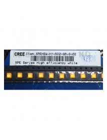 CREE XP-E HEW Q5 5D2 Neutral White 4000K High CRI80 LED Emitter (1 pc)