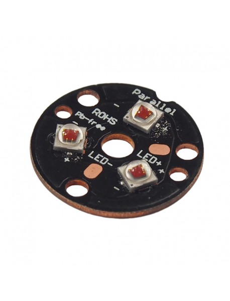 Cree XP-E2 P3 A2 585nm - 595nm Amber LED Emitter - 1 pc