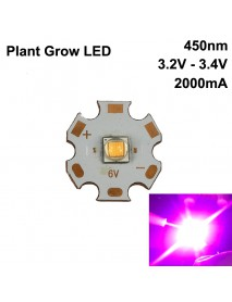High Power 450nm Plant Grow LED 5050 SMD (1 pc)