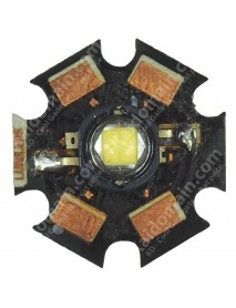 5W White (3.3V @ 1A) LV LED