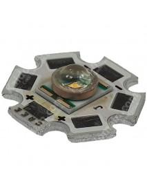 Cree P4 3000K Warm White Led Emitter with 20mm x 1.6mm Aluminium Base