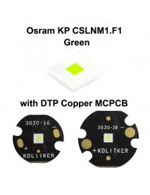 Osram KP CSLNM1.F1-8N6P-A Green 550nm LED Emitter - 1 pc